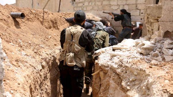 متحدث: جماعة جيش الإسلام في سوريا ترفض مغادرة الغوطة