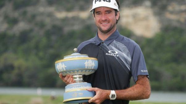 Golf: Watson sans pitié en finale du Championnat du monde de match-play