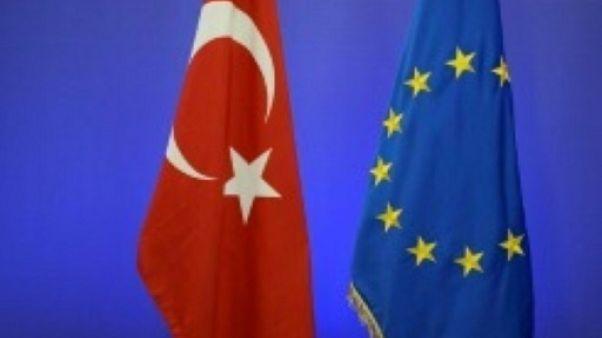 Erdogan rencontre les dirigeants de l'UE dans un climat orageux
