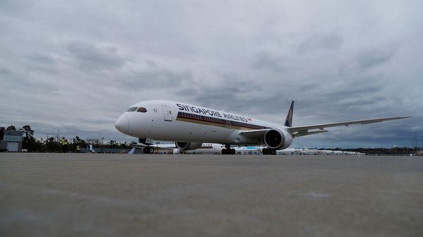 بوينج تستكمل عائلة دريملاينر بأولى تسليمات الطائرة 787-10
