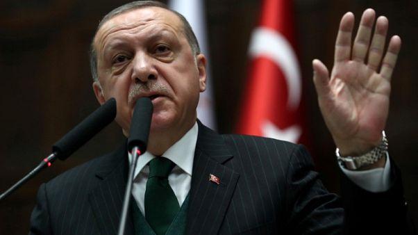 إردوغان: مدير المخابرات التركية سيلتقي مسؤولا عراقيا بشأن سنجار