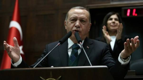 """Turquie: l'adhésion à l'UE reste un """"objectif stratégique"""" (Erdogan)"""