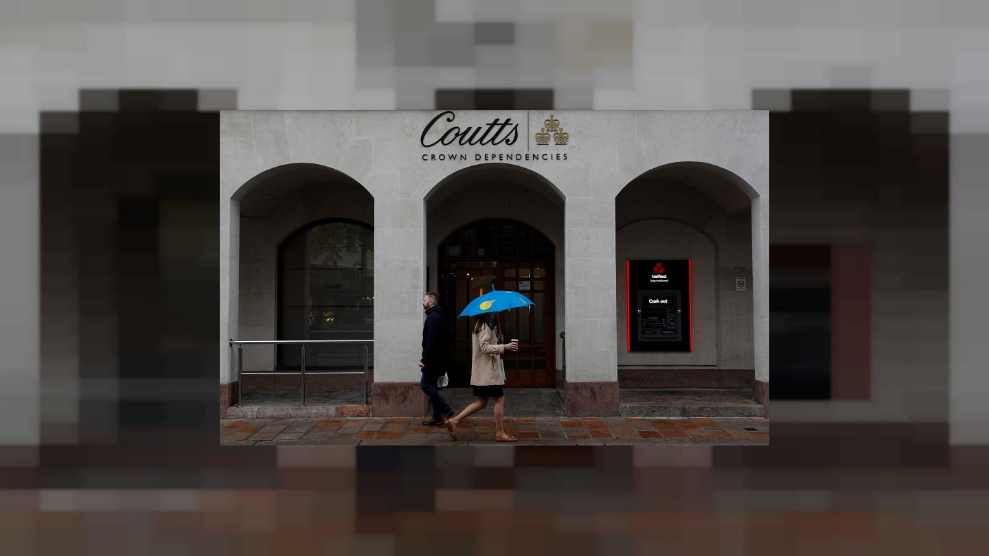 Coutts banker quits after report of harassment complaints in