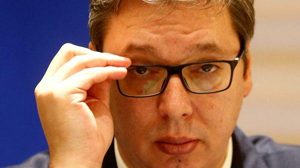 كوسوفو تنشر وحدات من الشرطة الخاصة لمنع دخول اثنين من مسؤولي صربيا