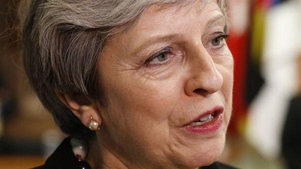 رئيسة وزراء بريطانيا: 18 دولة ستطرد ضباط المخابرات الروس