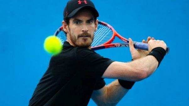 Tennis: Andy Murray a repris l'entraînement près de Nice