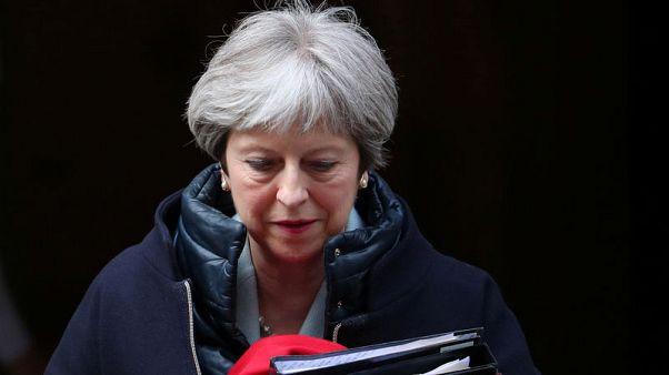 رئيسة وزراء بريطانيا: روسيا تسترت على استخدام سوريا لأسلحة كيماوية