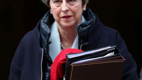 ماي: روسيا فشلت في شق صف حلفاء بريطانيا