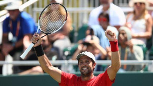 Tennis: Verdasco fait craquer Kokkinakis à Miami