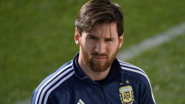 """Argentine: gagner le Mondial, """"dette"""" de la génération Messi"""