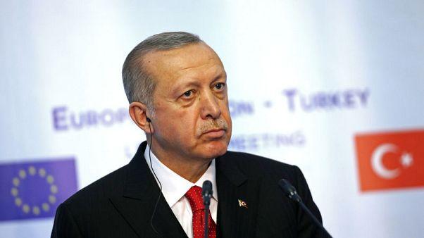 الاتحاد الأوروبي لإردوغان: لدينا مصالح مشتركة وتحديات أيضا