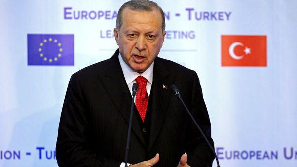 إردوغان: استبعاد تركيا من توسيع الاتحاد الأوروبي سيكون خطأ كبيرا