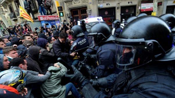 Madrid évite de tout triomphalisme après l'arrestation de Puigdemont