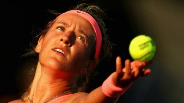 Tennis: revoilà Azarenka à Miami