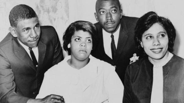 Etats-Unis: décès de Linda Brown, symbole de la lutte contre la ségrégation raciale