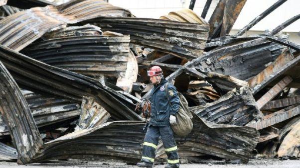 Incendie meurtrier en Sibérie: 41 enfants parmi les morts