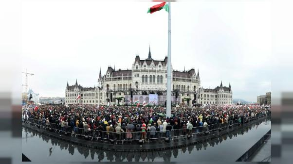 Jobbik, l'ancien parti paria qui veut détrôner Viktor Orban