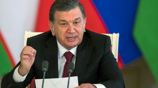 أوزبكستان تعرض استضافة محادثات بين الحكومة الأفغانية وطالبان