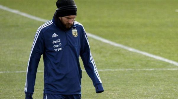 Espagne-Argentine: Messi incertain, selon la presse