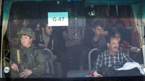Syrie: Moscou s'impose en négociateur avec les rebelles de la Ghouta