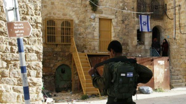 Des colons israéliens prennent possession de maisons à Hébron