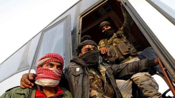جماعة سورية معارضة تقول إنها تنتظر ردا روسيا على مقترحات بشأن دوما