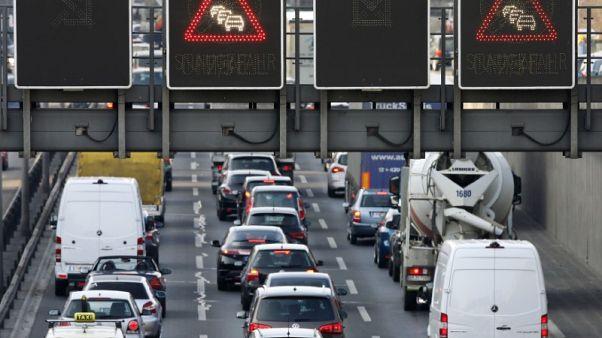 وكالة: التلوث الناتج عن السيارات لا يزال مرتفعا في ألمانيا