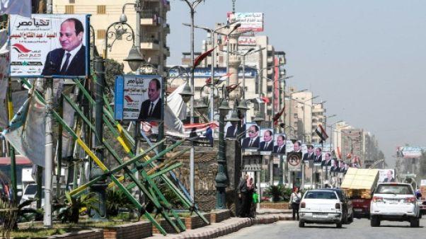 Egypte: jour d'élection dans une ville frappée par l'EI