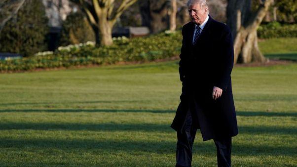 البيت الأبيض: ترامب ناقش ممارسات الصين التجارية مع ماكرون وميركل
