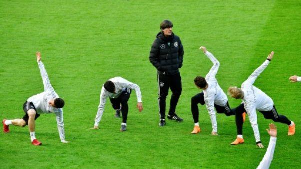 Mondial-2018: Allemagne-Brésil, Löw change 7 joueurs pour affronter la Seleçao
