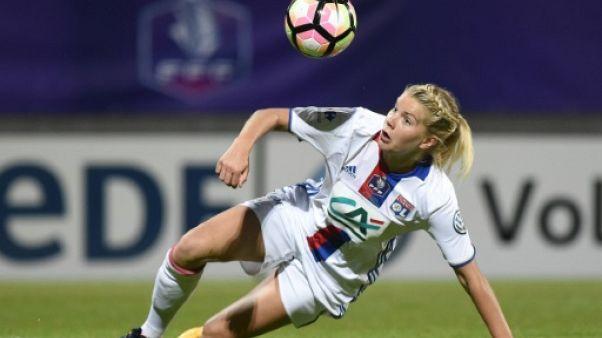 Ligue des champions dames: Lyon un peu en danger, Montpellier beaucoup