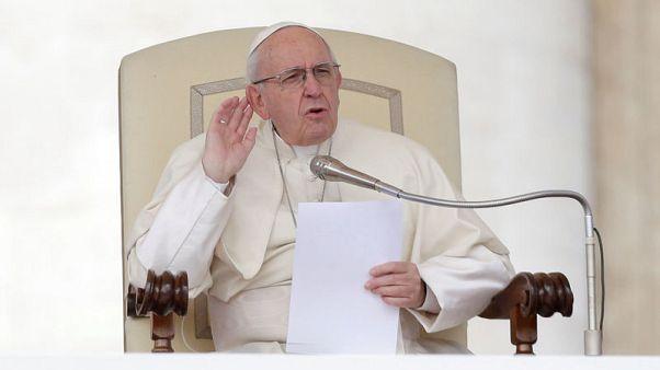 البابا فرنسيس: أعضاء المافيا لا يمكن أن يطلقوا على أنفسهم مسيحيين