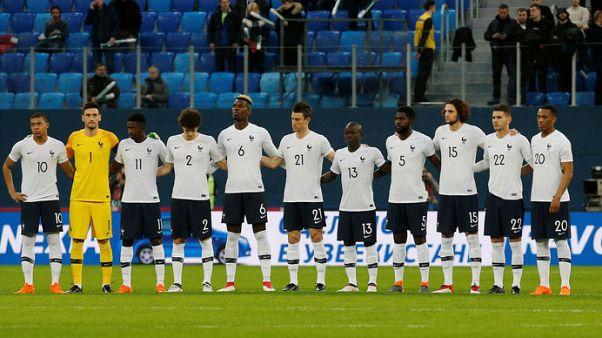 فرنسا لا تزال بعيدة عن المستوى المنتظر في كأس العالم