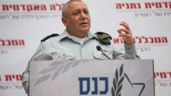 مسؤول عسكري: إسرائيل تنشر 100 قناص على حدود غزة تأهبا لاحتجاج فلسطيني