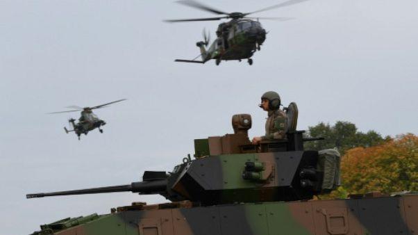 """Défense: l'UE lance un plan pour améliorer la """"mobilité militaire"""""""
