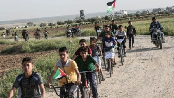 L'armée israélienne met en garde les Gazaouis à l'approche d'une période volatile