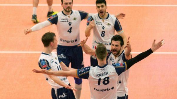 Volley-ball: Paris pourra finalement jouer les play-offs