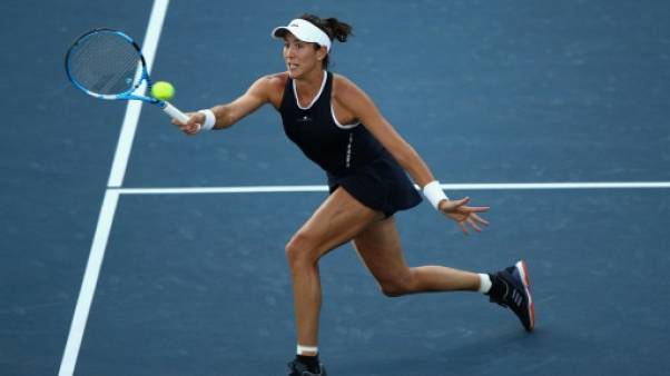 Tennis: Conchita Martinez n'entraîne plus Garbine Muguruza