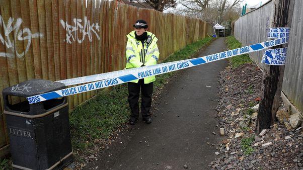 الشرطة البريطانية تقول الجاسوس الروسي ربما جرى تسميمه في المنزل