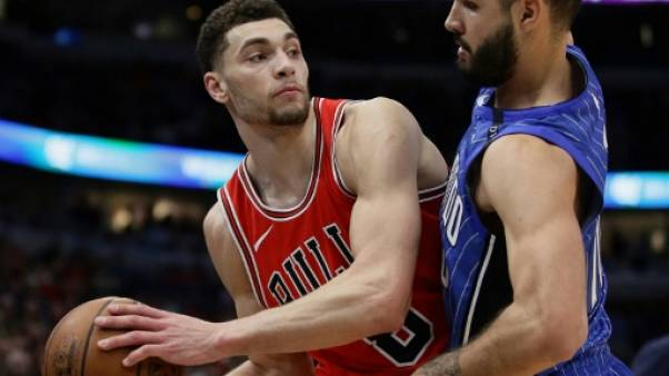 NBA: probable fin de saison pour Fournier à Orlando