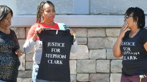 Funérailles sous tension en Californie après la mort d'un Noir tué par la police
