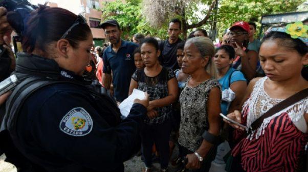 Venezuela: une mutinerie dans un commissariat surpeuplé fait 68 morts