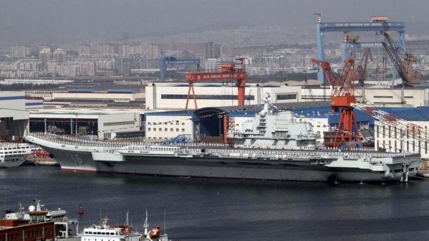 الصين تقول إن التدريبات العسكرية في بحر الصين الجنوبي روتينية