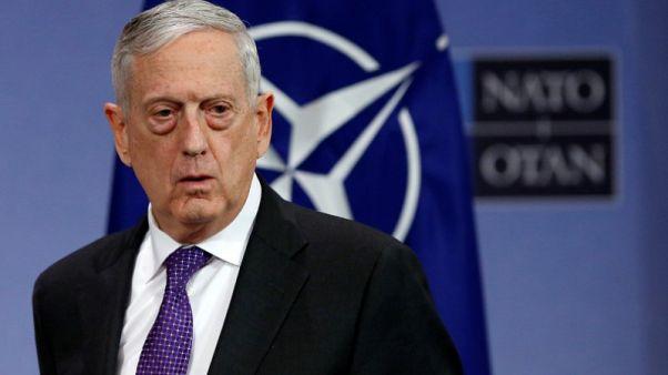 الصين تقول إنها تنسق مع أمريكا زيارة محتملة لوزير الدفاع ماتيس