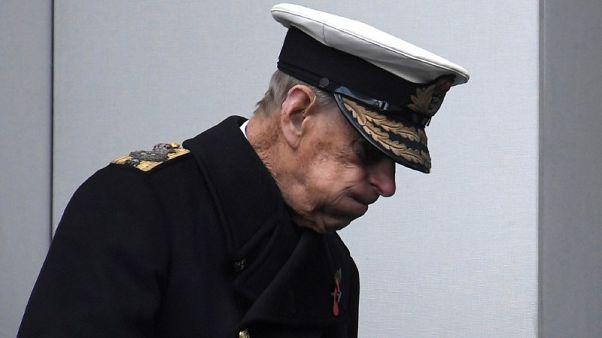 مصدر بريطاني: الأمير فيليب لن يحضر قداسا سنويا لمشكلة في الفخذ