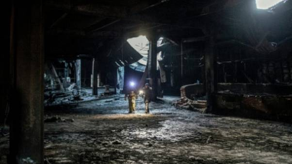 Incendie meurtrier en Russie: les pompiers en accusation