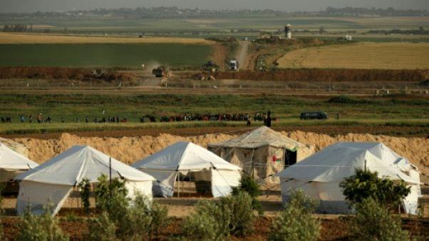 La stabilité à la frontière de Gaza à l'épreuve de la protestation palestinienne