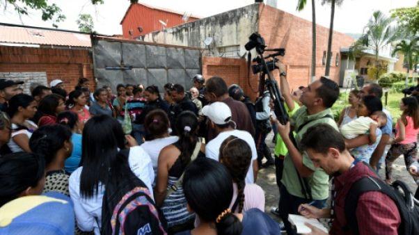 La colère monte au Venezuela, après la mutinerie mortelle