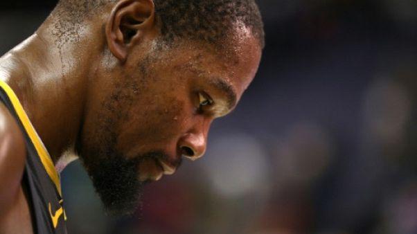 NBA: Durant ou pas, Golden State poursuit dans sa spirale infernale