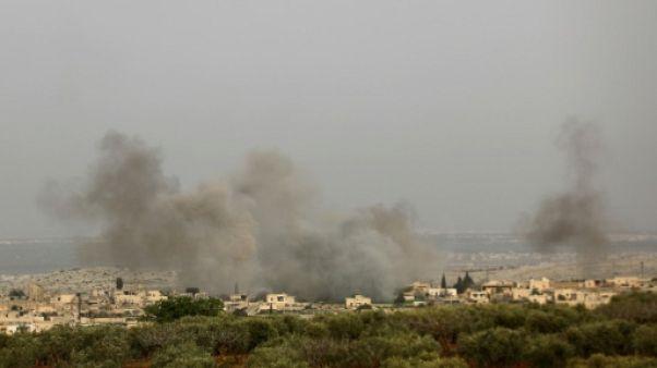 La France ne prévoit pas de nouvelle opération dans le nord de la Syrie
